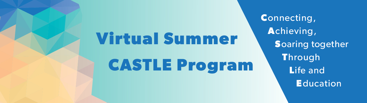 CASTLE Summer Program banner